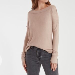 *NWT* Free People top